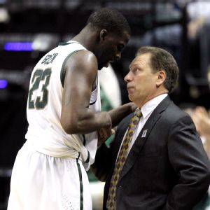 Draymond Green, Tom Izzo