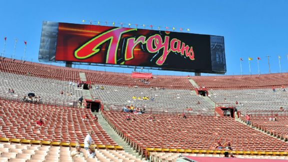 Coliseum video board