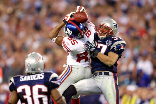 new york giants famous catch gallery