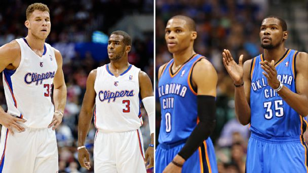 Clippers & Thunder