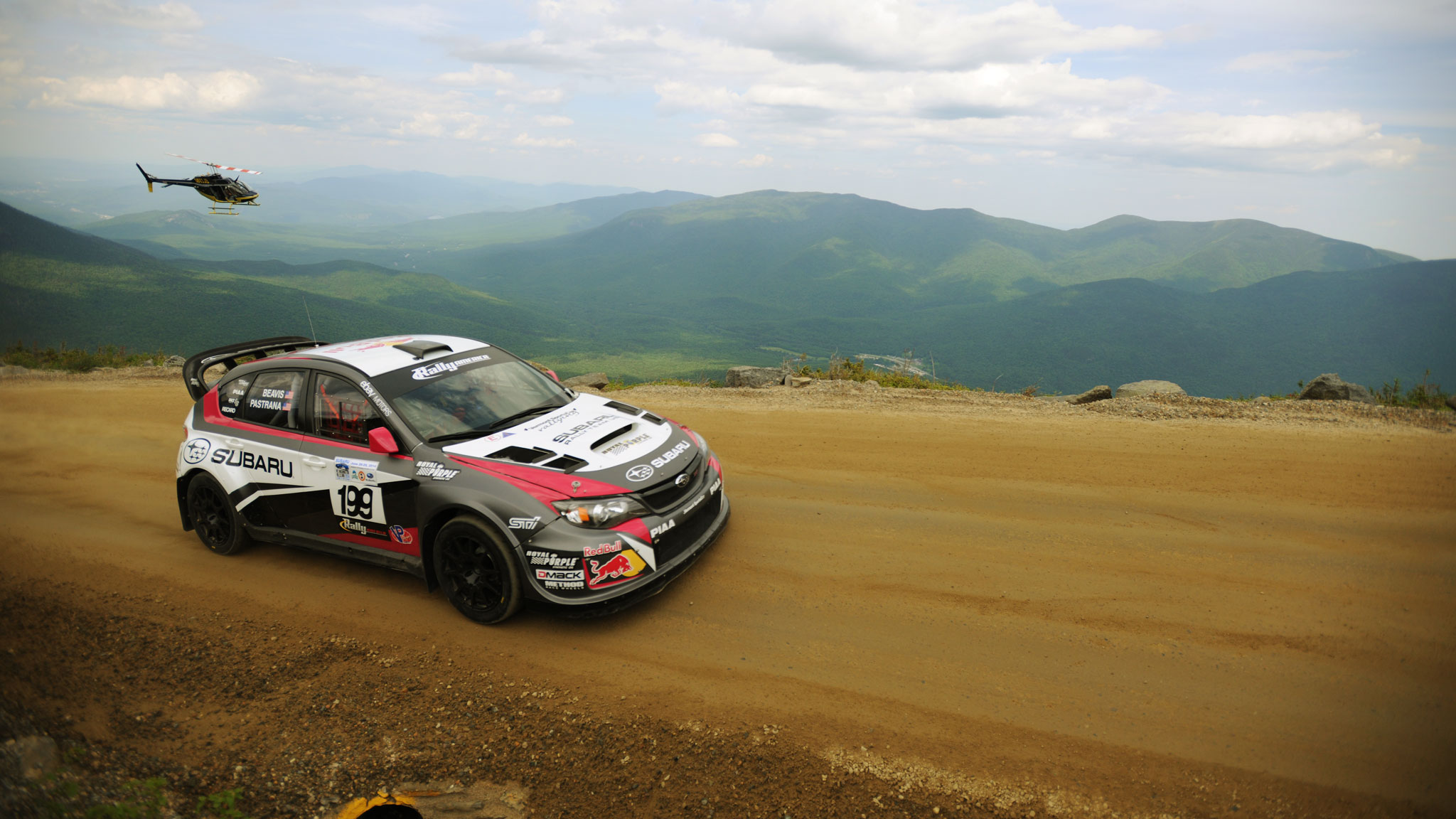 After a storied career racing just about everything on two and four wheels, Travis Pastrana is putting focus back into his Nitro Circus Live tour and contesting at least a few rally car races this year, including X Games Austin and Rally America's Mount Washington Hillclimb in late June, where he finished third.