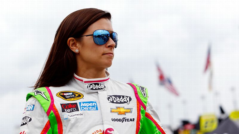Danica Patrick has won Nationwide and Sprint Cup poles at Daytona, and she finished eighth in the 2013 Daytona 500.