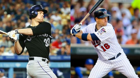 Justin Morneau, Josh Willingham
