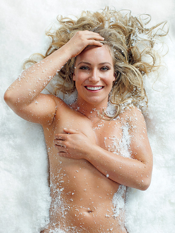 Jamie Anderson, Body Issue 2014, ESPN The Bodies We Want, Jamie Anderson Naked