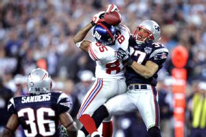 David Tyree se une a la directiva de los Giants
