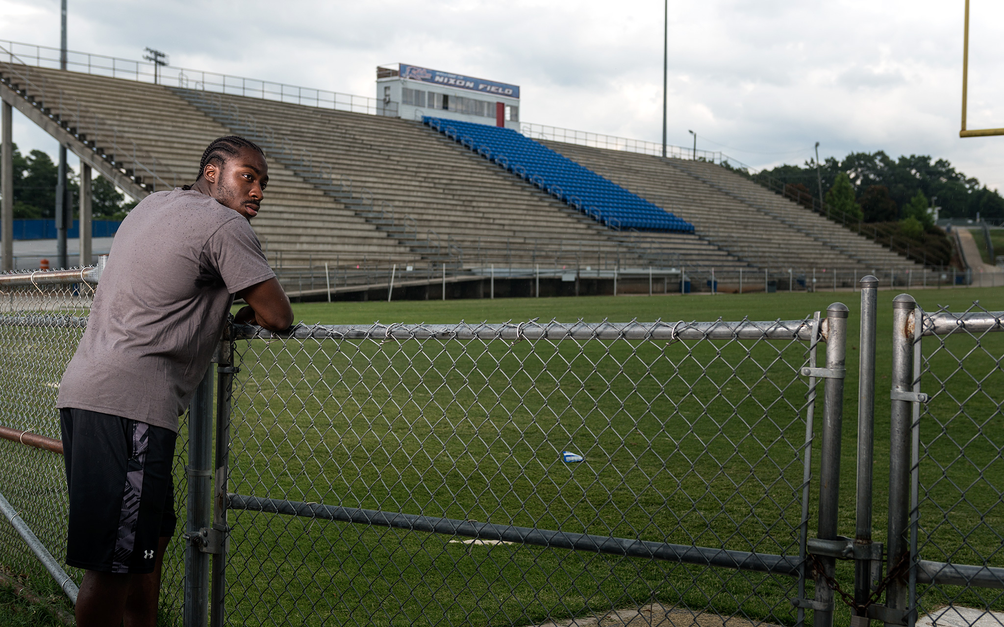 Lattimore at Byrnes HS