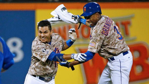 Mets Celebration