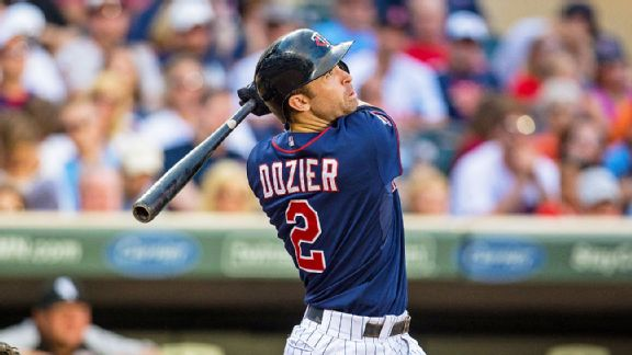 Image result for brian dozier 2017