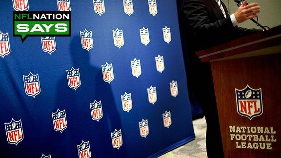 NFL Podium