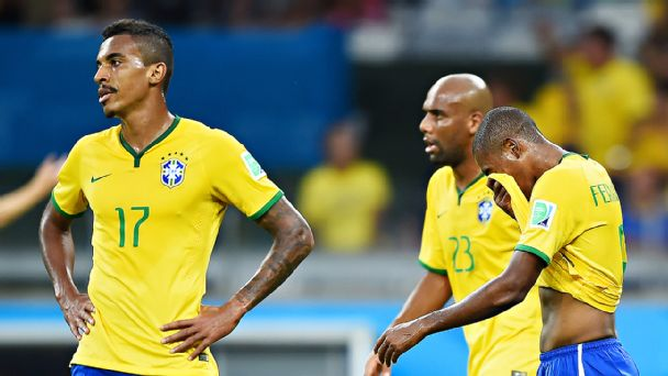 Brazil's Chance To Atone