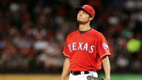 Rangers ace Darvish (elbow) on 15-day DL