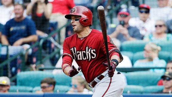 Martin Prado Diamondbacks
