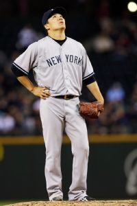 GM says Tanaka still has elbow discomfort