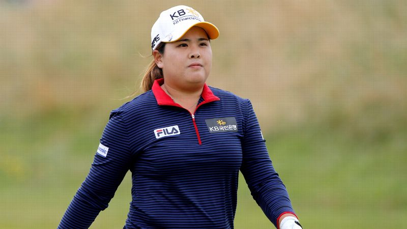A win Sunday would give Inbee Park a career Grand Slam, something only six other women have accomplished.