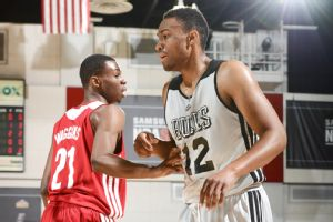 Andrew Wiggins and Jabari Parker