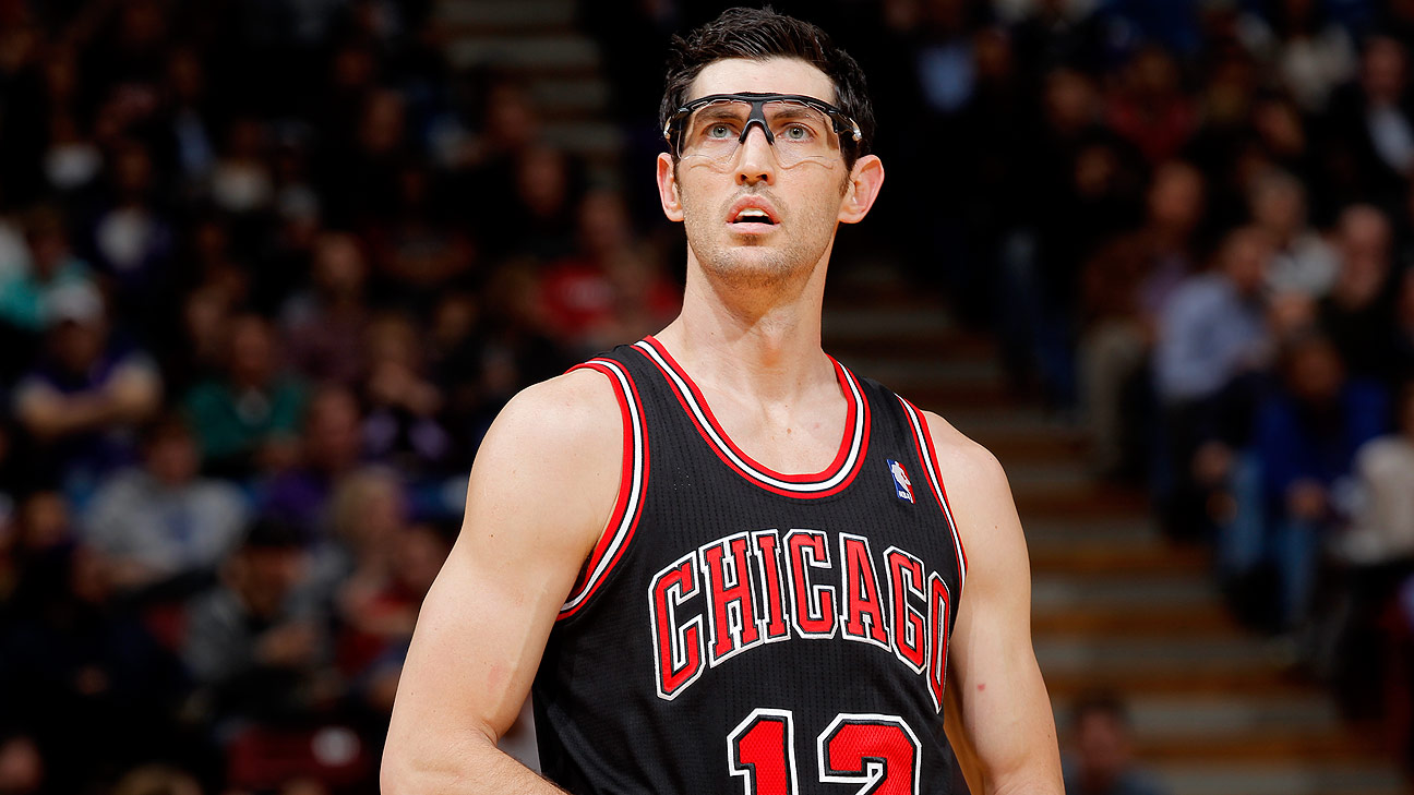 Kirk Hinrich slated to return tonight - Chicago Bulls Blog ...