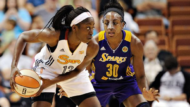 Nneka and Chiney Ogwumike