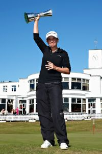 Until Sunday's major victory, Mo Martin had just one top-10 finish on the LPGA Tour.