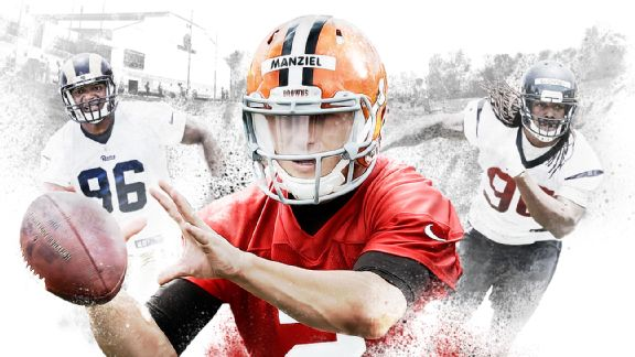 NFL Training Camp Preview