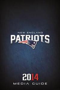 New England Patriots 2014 Logo
