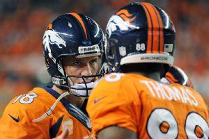 Peyton Manning, Demaryius Thomas