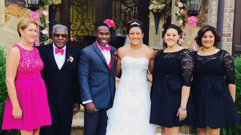 Elana Taylor celebrated her wedding to fellow bobsledder Nic Taylor in April, but the story behind her dresses is just unfolding.