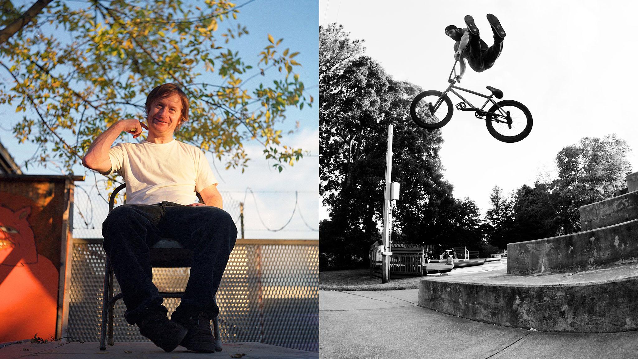 Ian Morris, Corey Martinez