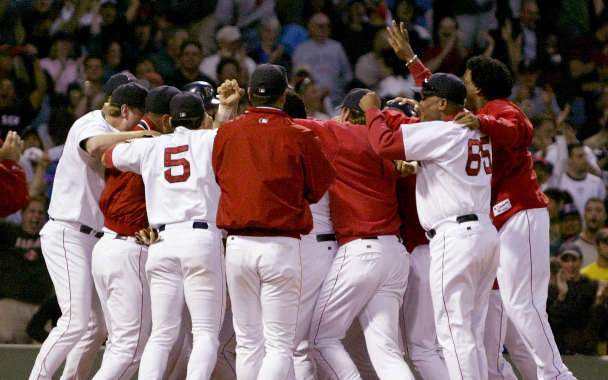 Sox Celebrate