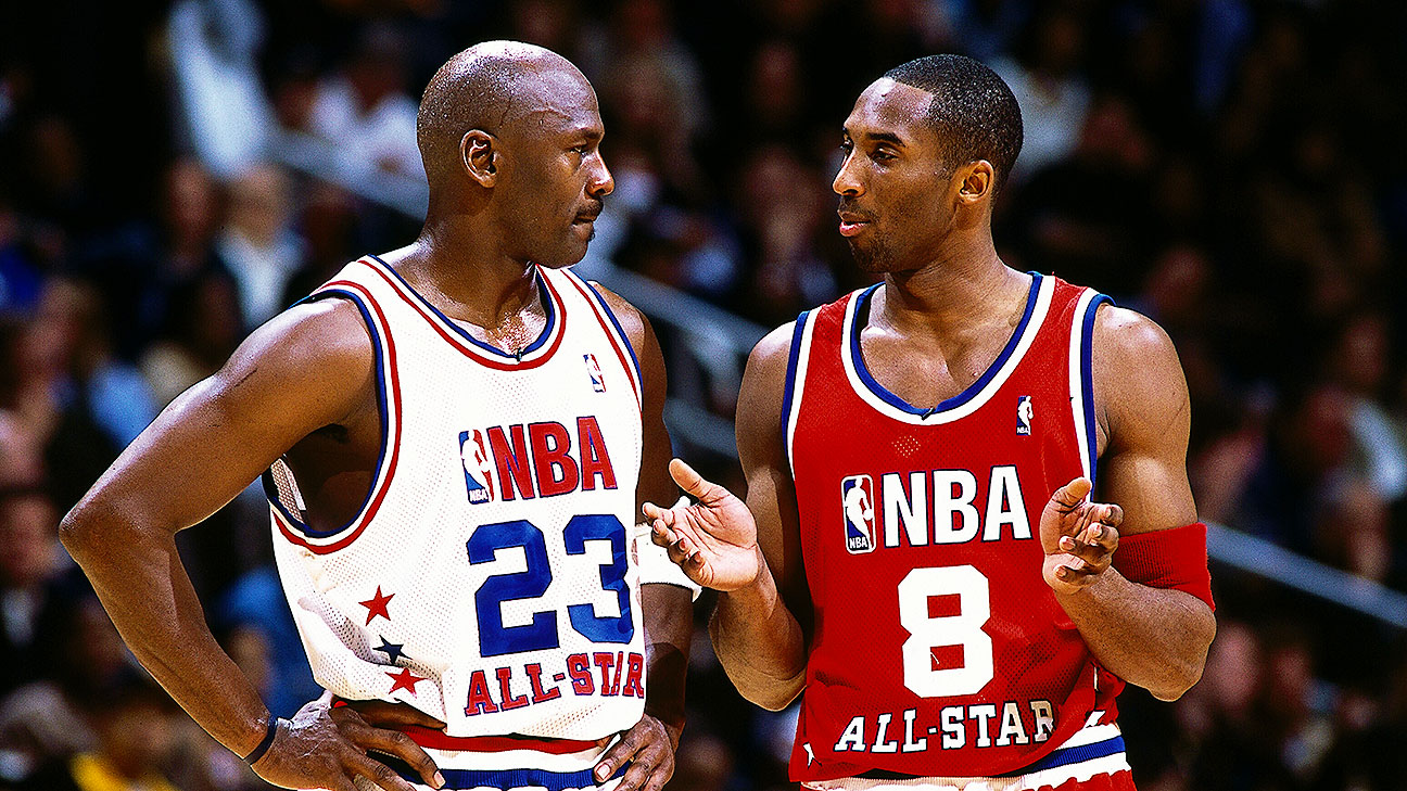 d206caf0a Jamal Crawford calls Kobe Bryant  this generation s Michael Jordan.  Is he  right  - SportsNation - ESPN