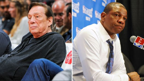 Donald Sterling, Doc Rivers