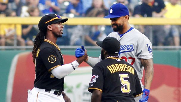 Andrew McCutchen and Matt Kemp