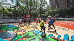 how to get to rucker park