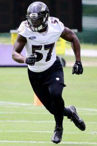 Ravens' C.J. Mosley