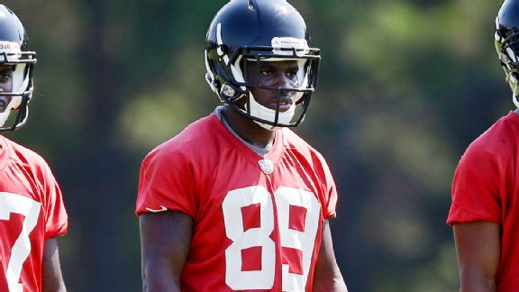 Falcons' Reedy is ready to pursue dream
