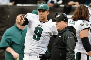 Nick Foles and Chip Kelly