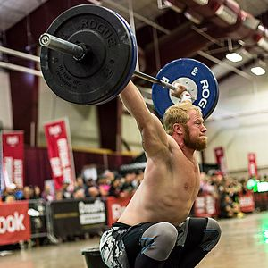 Kevin Ogar placed sixth at the 2012 CrossFit South West Regionals -- just three spots away from qualifying to the CrossFit Games.