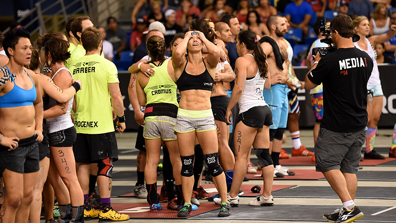 It's been a long journey back to the CrossFit Games for Miranda Oldroyd.