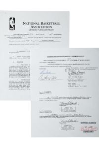 Jordan contract
