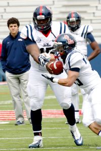 Ole Miss' Jeremy Liggins