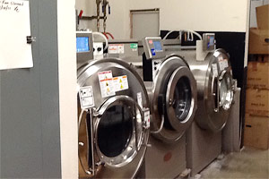 UNLV Laundry Room