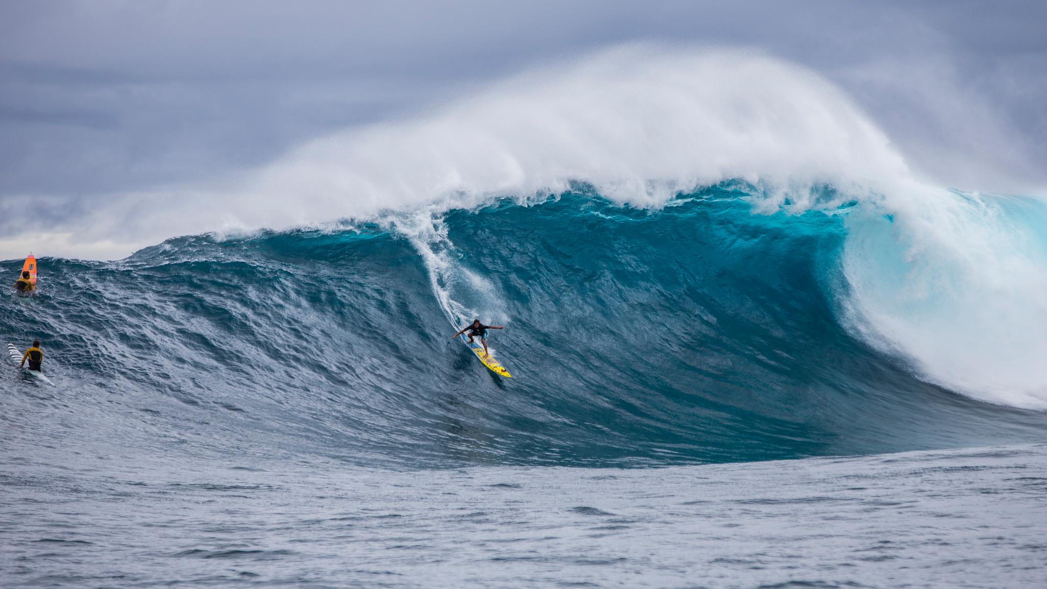 Jaws, Maui