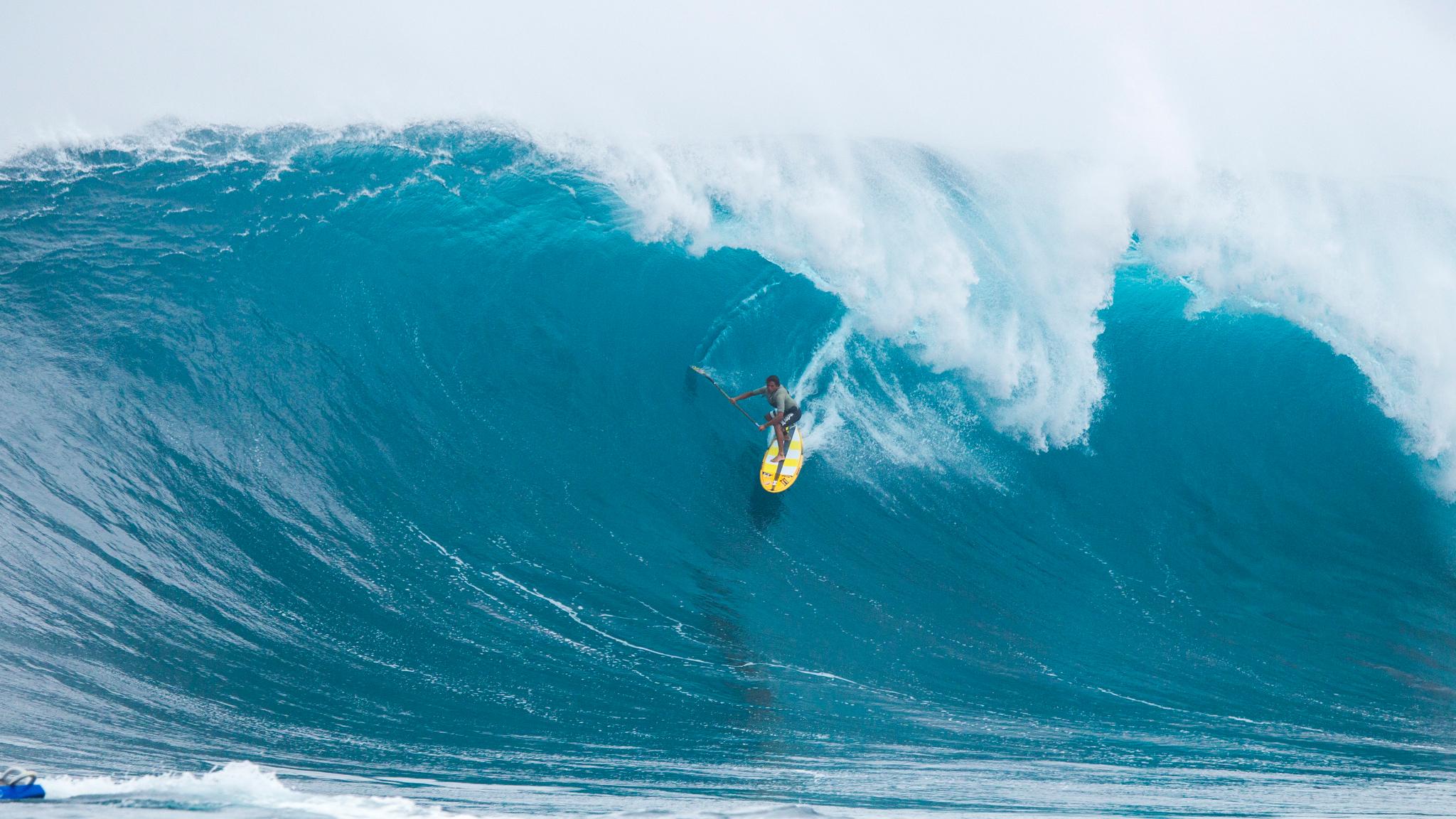 Hawaiian Waterman: Kai Lenny
