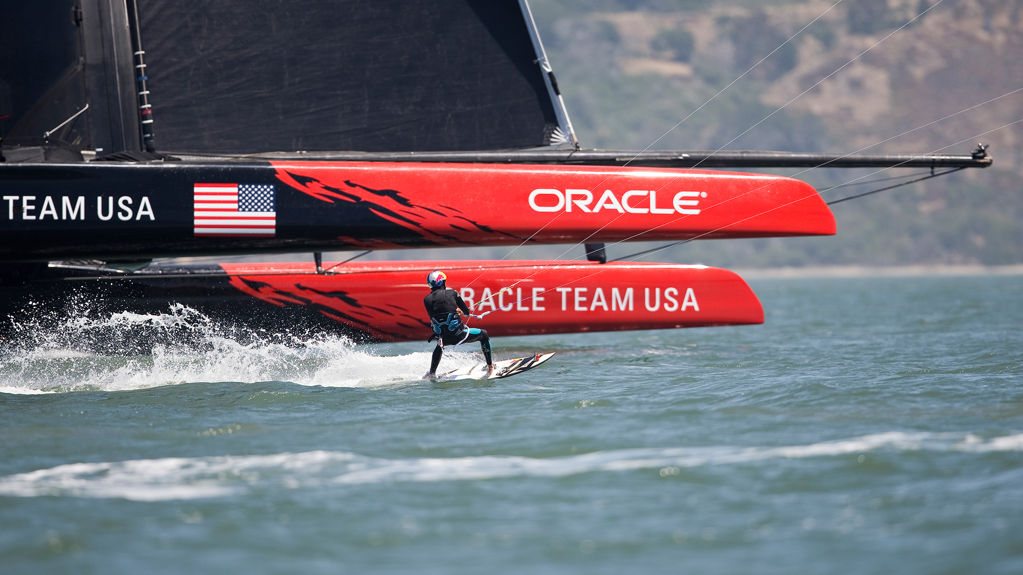 Up Against Oracle
