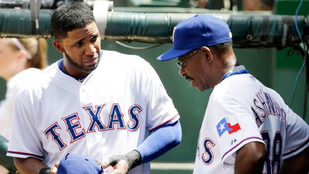 Ron Washington, Elvis Andrus