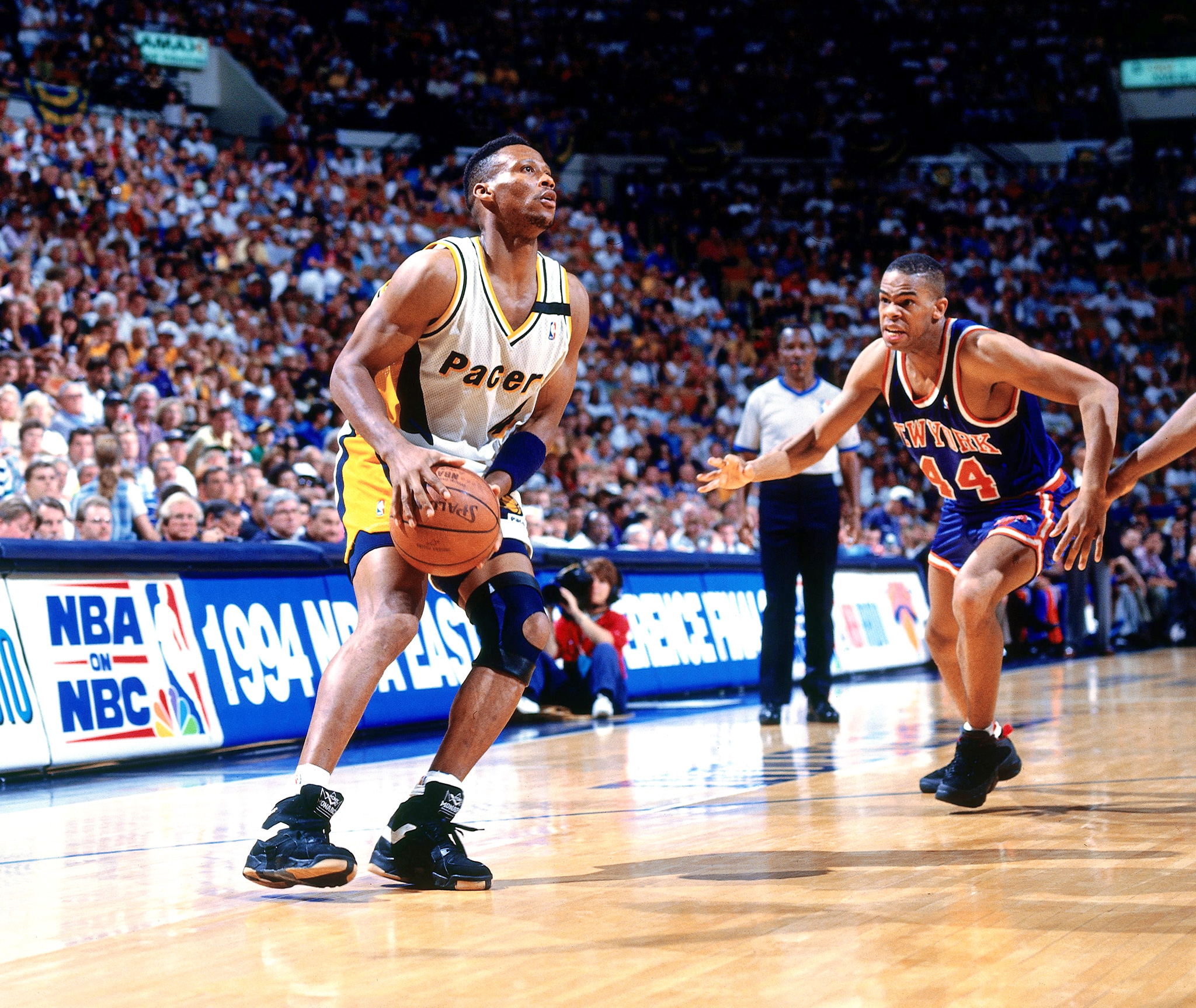 Indiana Pacers Byron Scott Through the Years ESPN