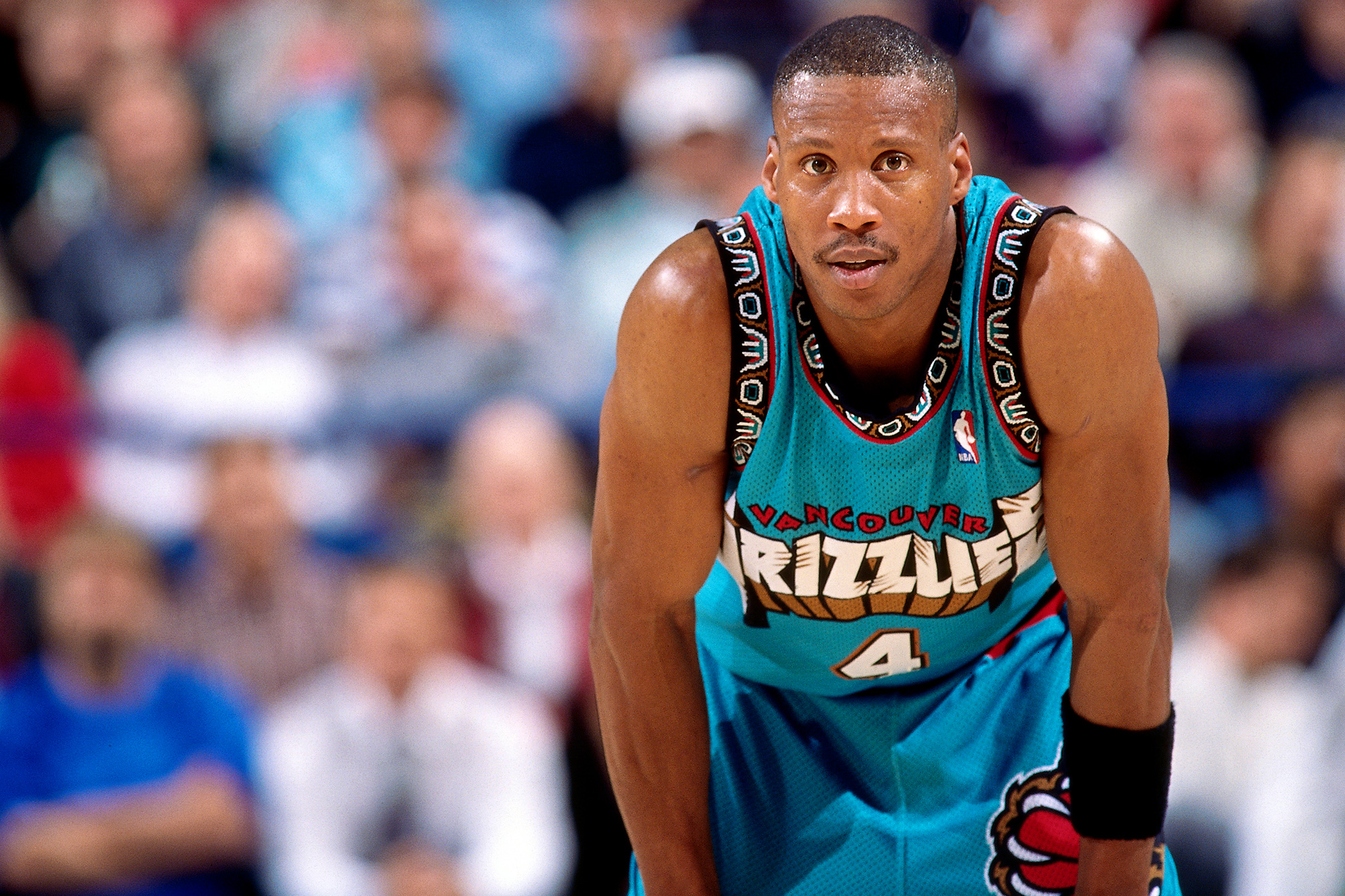 Vancouver Grizzlies Byron Scott Through the Years ESPN