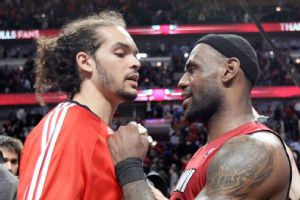 Joakim Noah: Want to beat LeBron