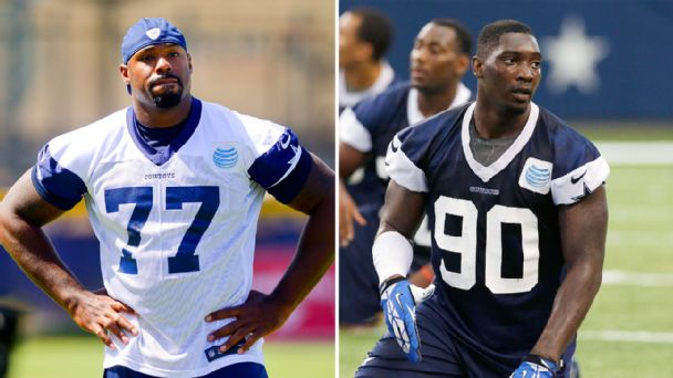 Tyron Smith, DeMarcus Lawrence