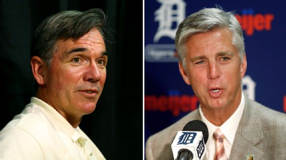 Billy Beane, David Dombrowski