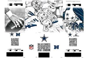 Dallas Cowboys 2014 Postseason tickets
